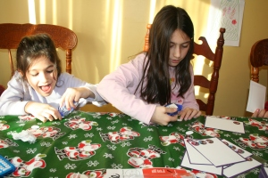 2011 Card making day
