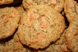 Oatmeal Scotchie Cookies