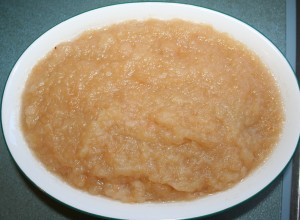 Homemade Applesauce