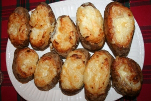 Twice Baked Potatoes