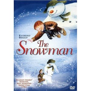 The Snowman movie based on the book