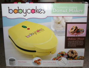 Babyckaes Donut Maker