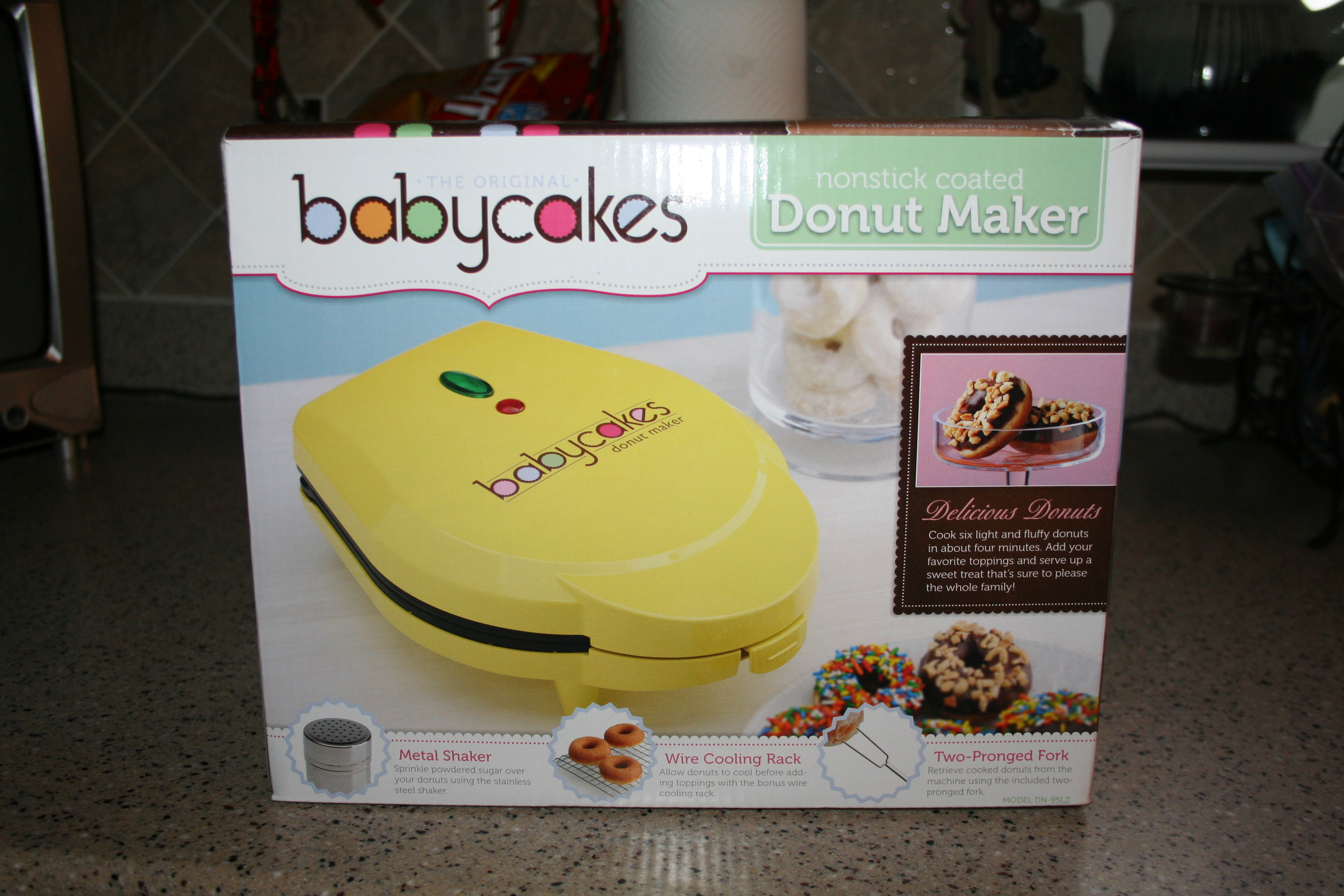Baby Cakes Cake Pop Maker Recipes