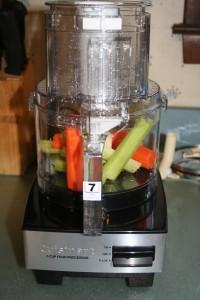 Cuisinart 7 cup food processor