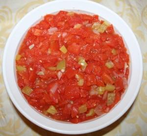 Karen's Homemade Salsa