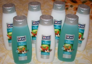 VO5 Free Shampoo and Conditioner