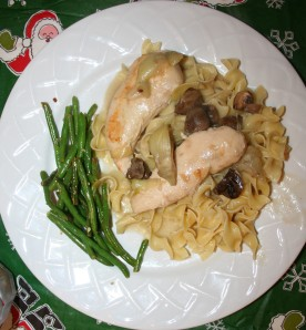 Arizona Chicken Casserole