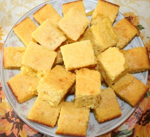 Homemade Corn Bread