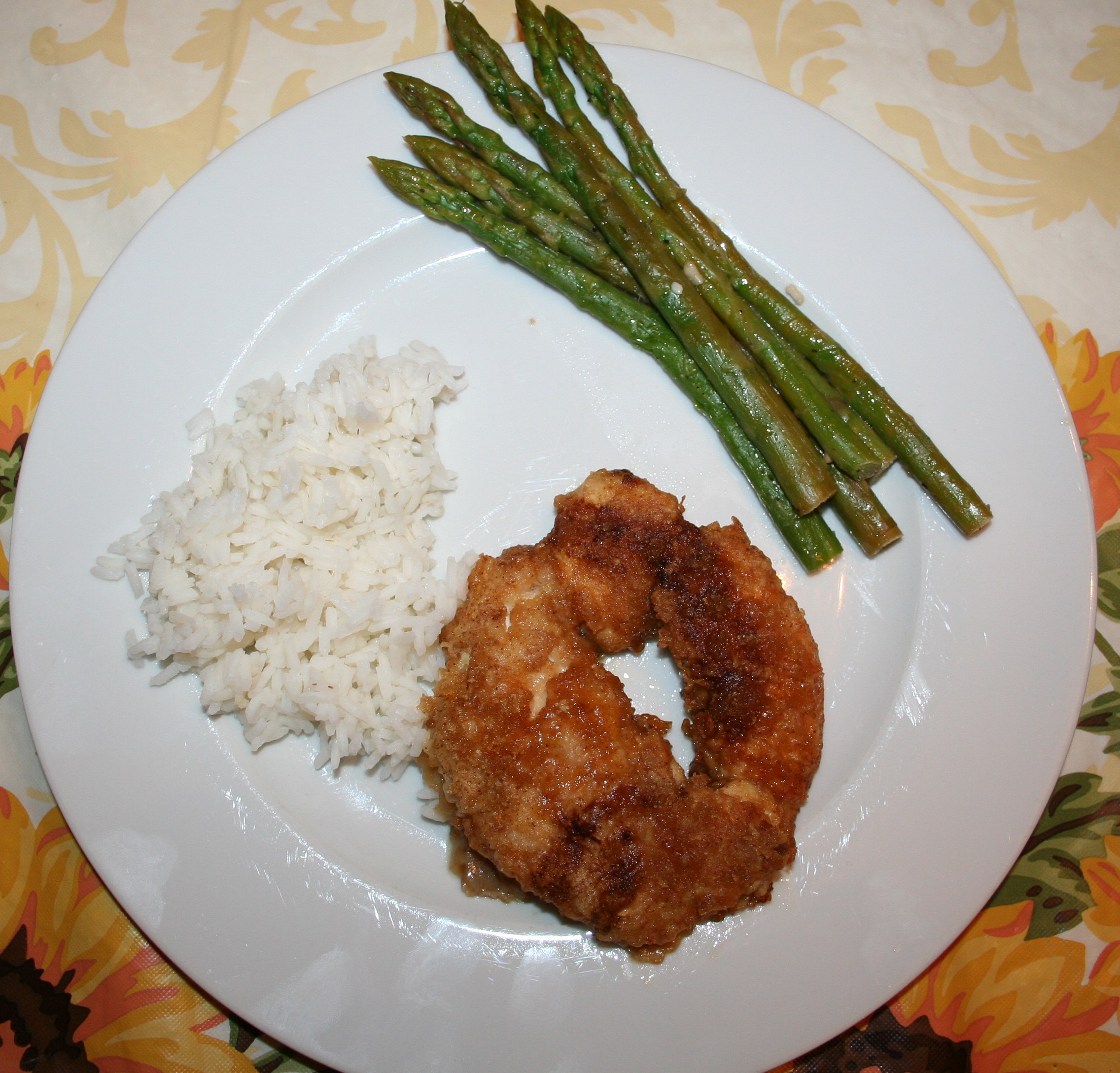 Lemon chicken recipe brown sugar