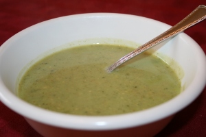 This soup is perfect for a cold winter day!