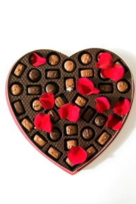 They say life is like a box of chocolates.