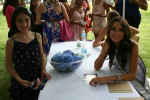 Hearing Olivia Culpo speak in July 2012 had a lasting impact on our girls.