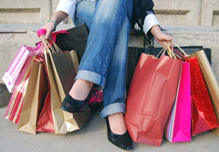 460dc0ac63a ... imaginary shopping spree · An unlimited budget  Chocolate and shopping  for sure!