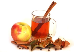 My hot cider was a hit this past weekend!
