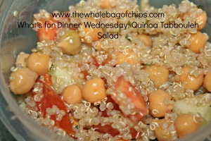 Lunch or dinner, this was a great new recipe!