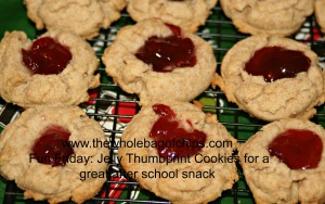 Once I tried these cookies the first time, I knew the recipe was a keeper!