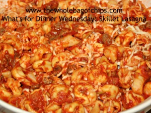 This meal was a lifesaver for us one Friday night, and we'd definitely make it again!
