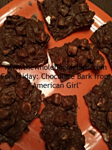 "A very kid-friendly recipe from ""American Girl"" magazine provided our whole family with a yummy treat all week!"