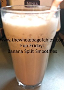 My kids never get tired of having homemade smoothies, especially on these hot days!