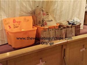 whole bag of chips St. David's Go Orange food 1