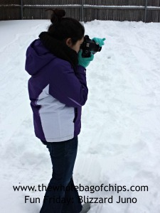 No matter how old you are, you can always find something fun to do in the snow.