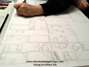 Watching and listening to the thought process and problem solving that goes into these house plans was amazing.