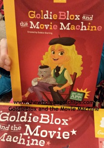 This was the GoldieBlox kit that had my daughter the most intrigued when she first heard about Goldie and all she had to offer.