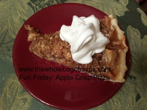 Apple desserts are wonderful in the autumn months!
