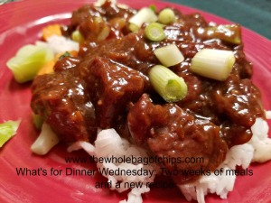 Be sure to visit the Recipe Critic's site to try out her slow cooker Mongolian Beef recipe!